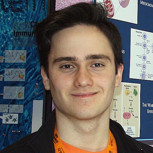 Benjamin Groissman, 2016